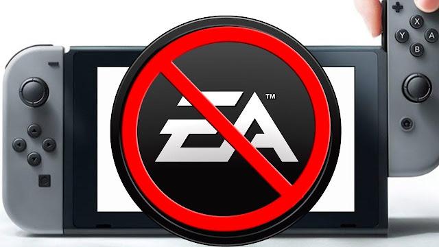 EA: 'Los usuarios de Switch prefieren jugar a nuestros juegos en otras plataformas'