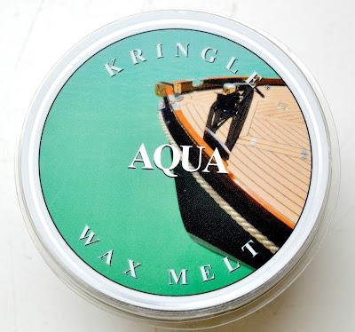 Kringle Candle Wax Melt Aqua