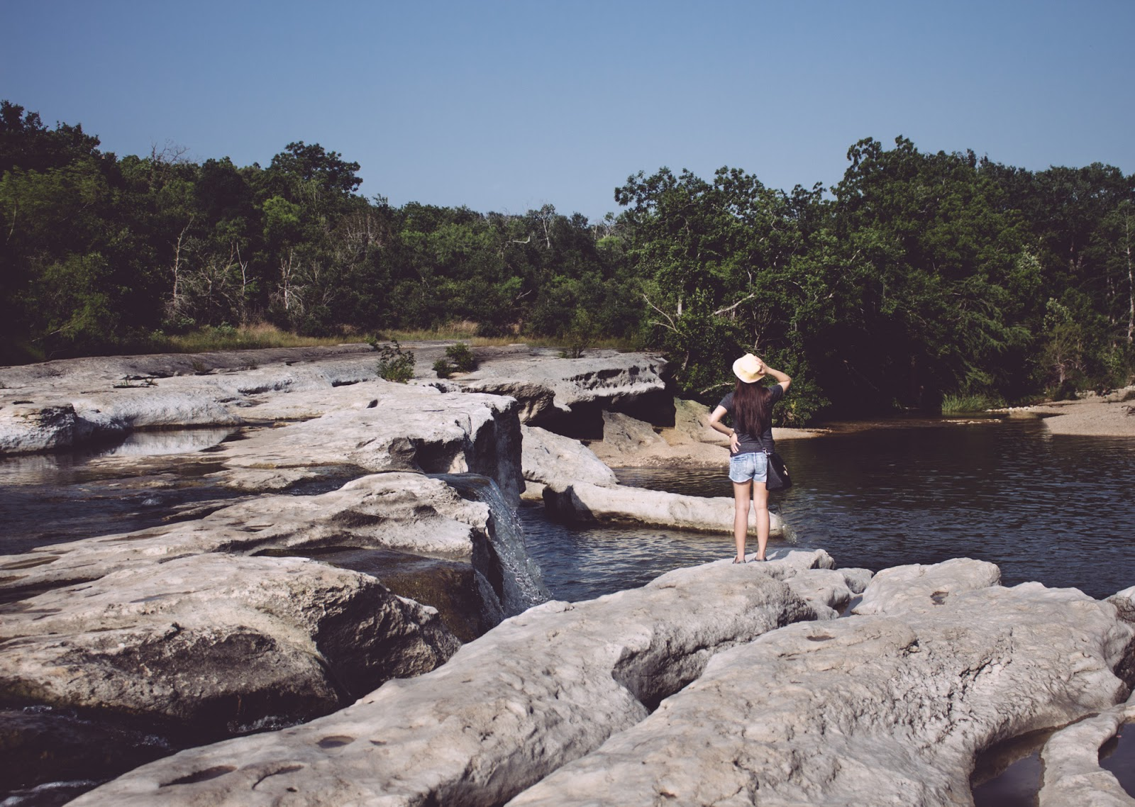 McKinney Falls State Park: Things To Do in Austin, Texas USA
