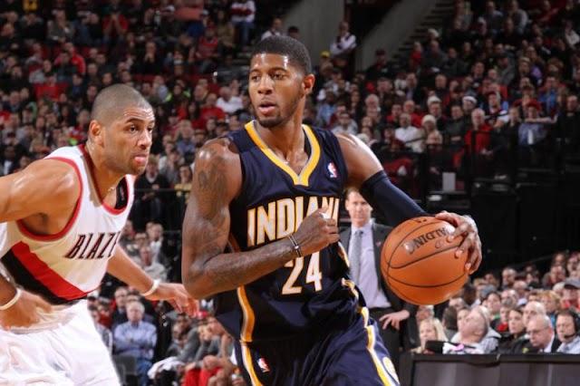 Baloncesto NBA: Indiana Pacers VS Portland Trail Blazers como ver en vivo el 27 de febrero