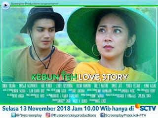 nama asli dan biodata pemain ftv Kebun Teh Love Story sctv lengkap