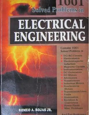 1001 مسأله محلوله في الهندسة الكهربية