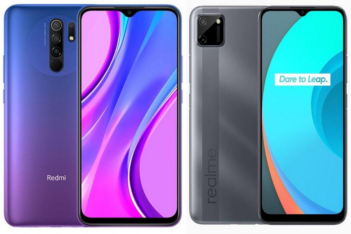 Pertarungan Xiaomi Redmi 9 vs Realme C11: Harga Beda 150 Ribu, Pilih Mana?