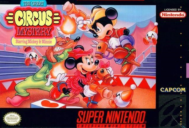 AnáliseMorte: Mickey e Minnie - Magical Quest 2 (The Great Circus Mystery)