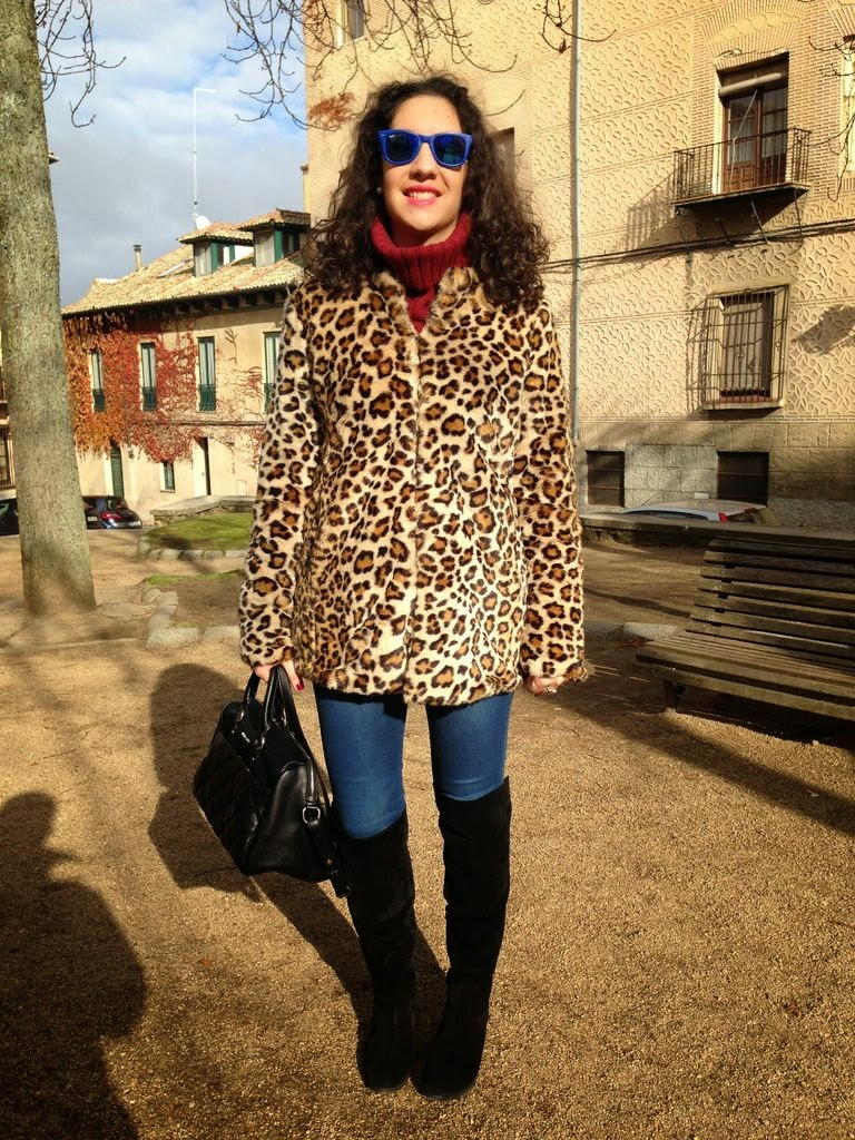 print animal, over the knee, leopardo, botas mosqueteras