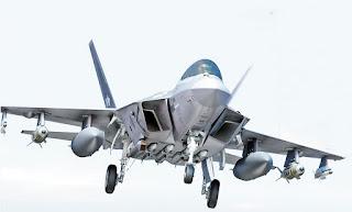 Jet Tempur KFX / IFX Kerjasama Korea Selatan - Indonesia