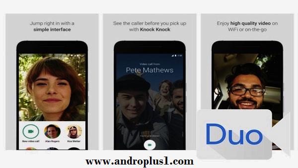 قم بتنزيل Google Duo لنظام التشغيل android