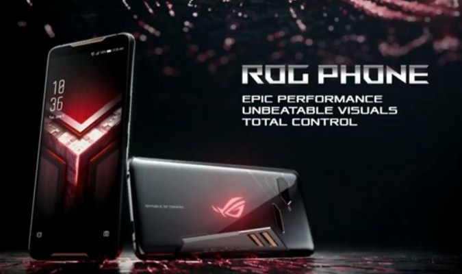 Smartphone Gaming - Asus ROG Phone