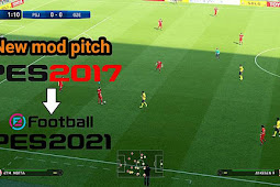 IndoPitch x YRF v11 Beta (AZ Stadium) - PES 2017