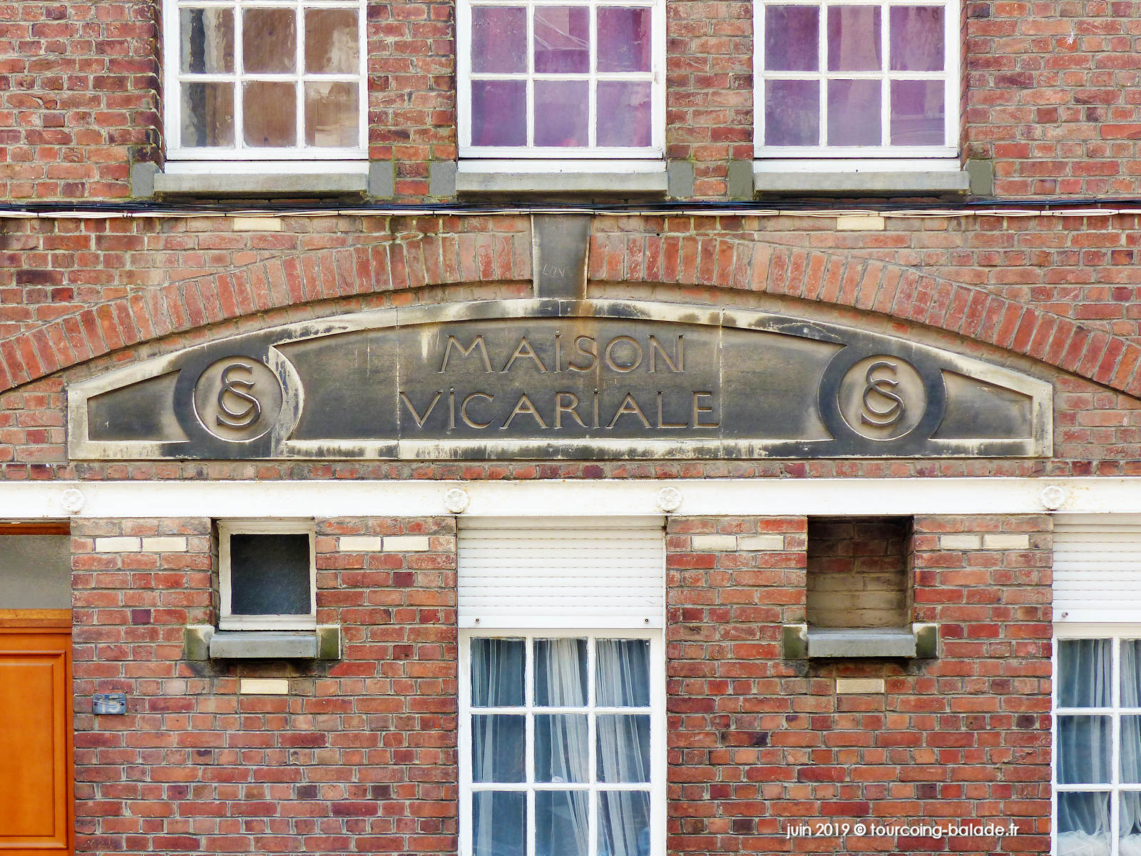 Maison Vicariale, Tourcoing