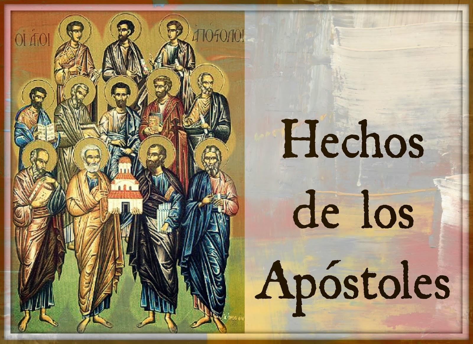 Estudio Biblia: HECHOS: Introducción