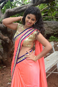 Actress Pavani sizzling photo shoot-thumbnail-11