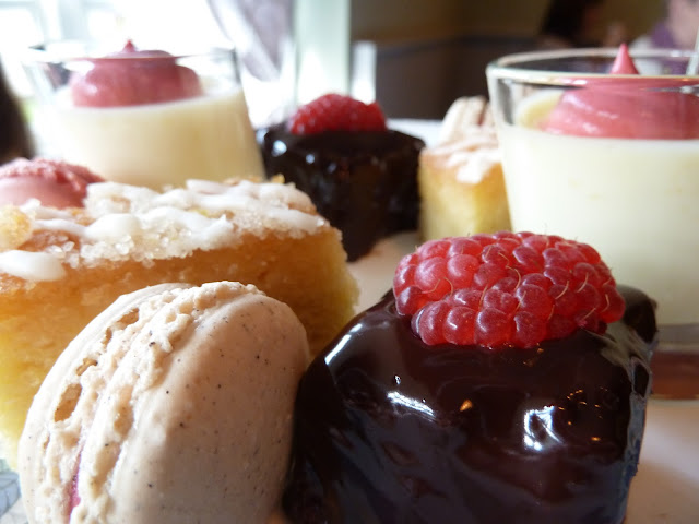 Afternoon Tea Shropshire Review The Haughmond Upton Magna