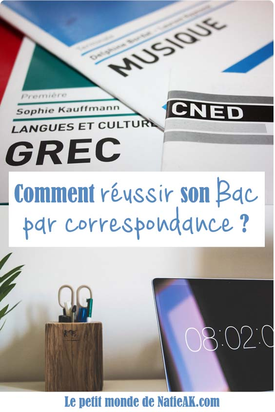 expression avec le CNED
