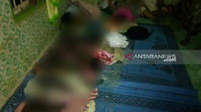 5 Bocah Tewas Terbakar di Dalam Sebuah Rumah, Polisi Dilarang Autopsi, Diduga Ini Penyebab Kebakaran