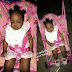 Adorable photos of Davido's 2nd daughter, Hailey fast asleep