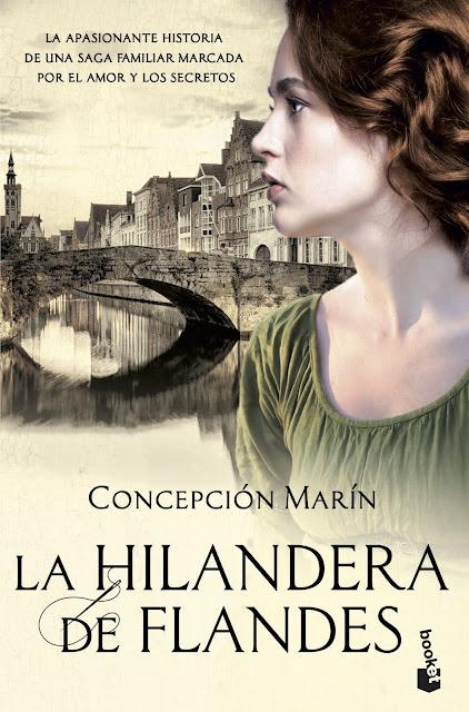 La Hilandera de Flandes, reseña novela histórica