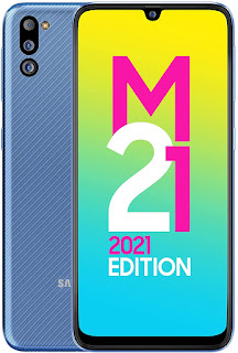 Samsung Galaxy M21 2021 edition pros and cons