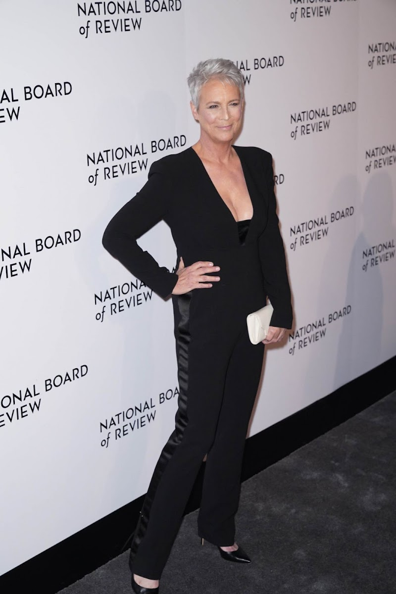 Jamie Lee Curtis Clicks at 2020 National Board of Review Gala in New York 8 Jan-2020