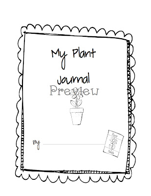 Sprinkles to Kindergarten!: Plants!