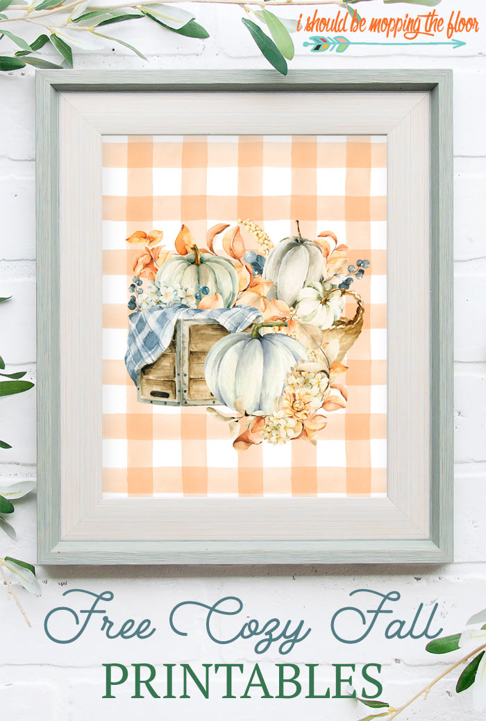 Cozy Fall Printables