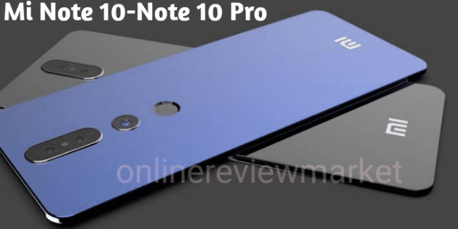 Xiaomi Mi Note 10 and Mi Note 10 Pro bag several certifications onlinereviewmarket.com