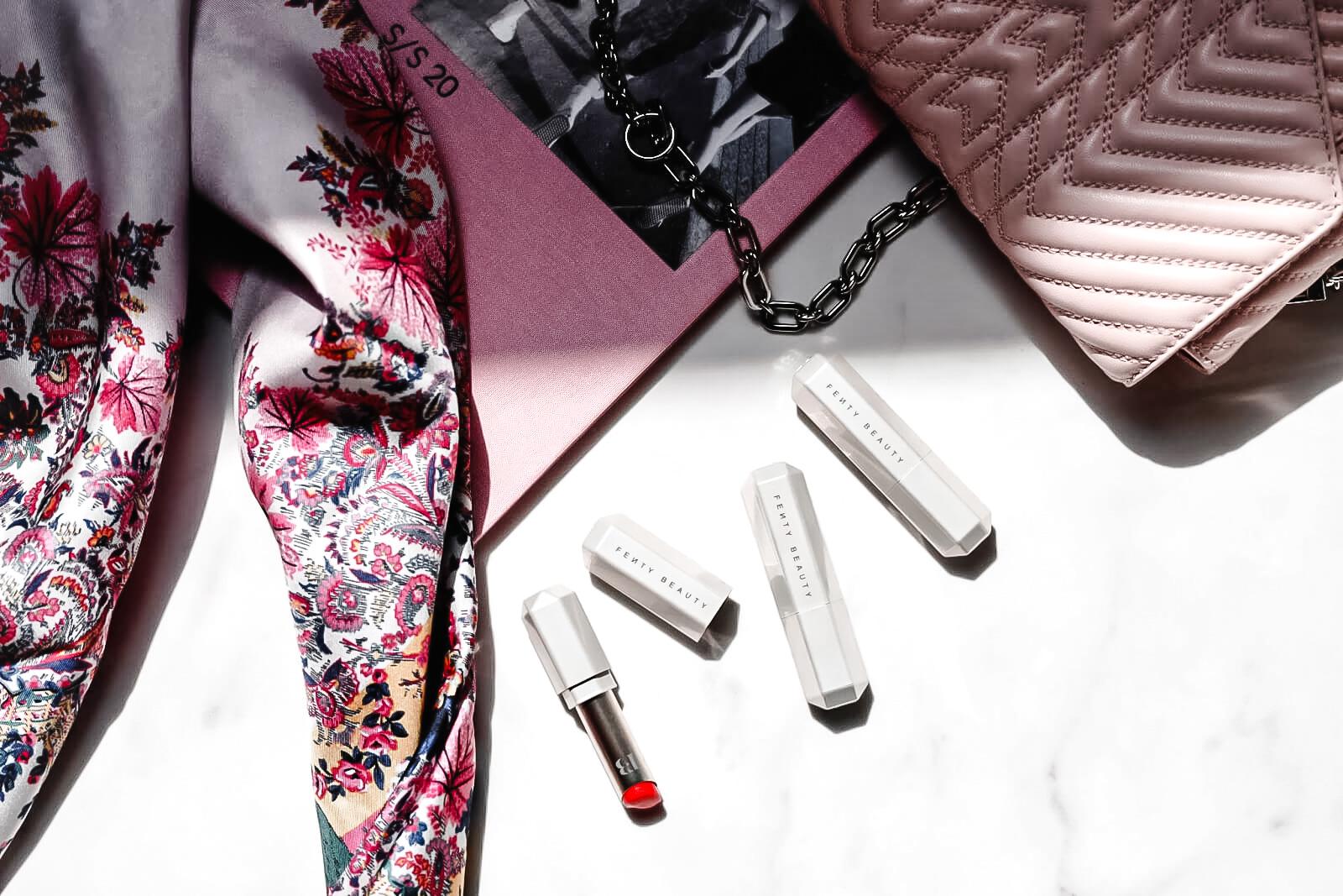 Fenty Slip Shine Rouge A Lèvres revue