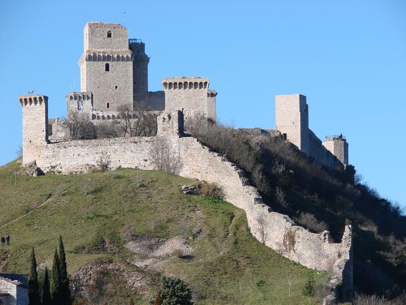 Rocca Maggiore - Assis
