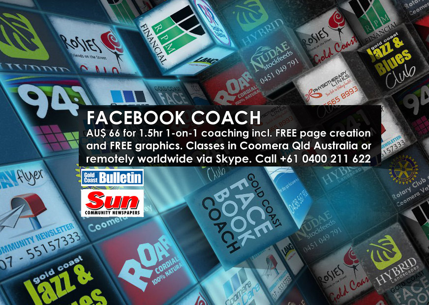 Gold Coast Facebook Coach Northern Gold Coast Directory