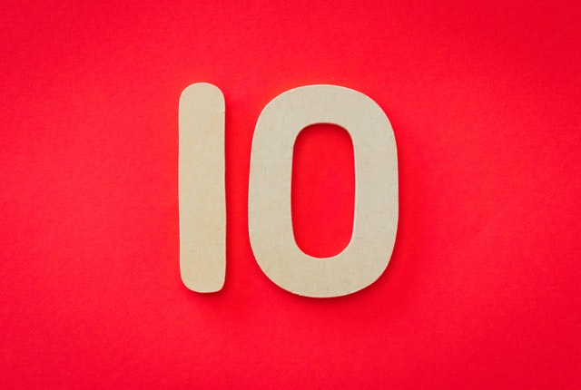 Makna kesempurnaan angka 10