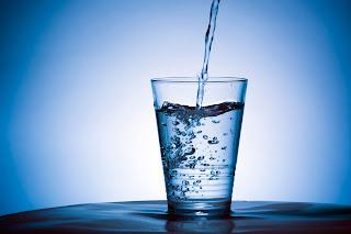 Air Suci terKena Percikan Air Mustakmal