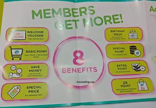 Benefit Member Watsons