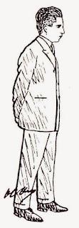 Αυτοπροσωπογραφία του Κώστα Καρυωτάκη