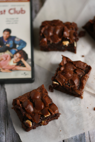 """Magic"" Brownies inspired by The Breakfast Club for Food 'n Flix 