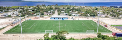 Northern- Mariana- Islands - newest- member- Asian- Football-Confederation's- (AFC)