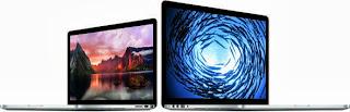 新しいMacBook Proの画像