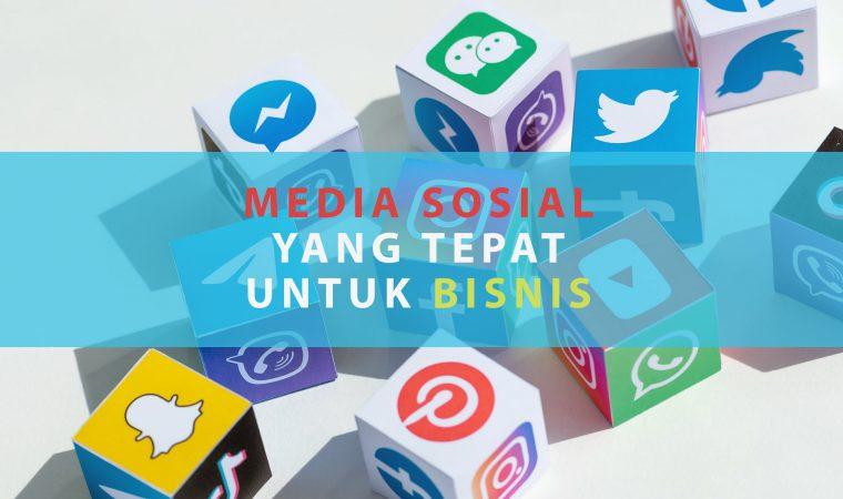 Media Sosial Yang Cocok Untuk Bisnis Online