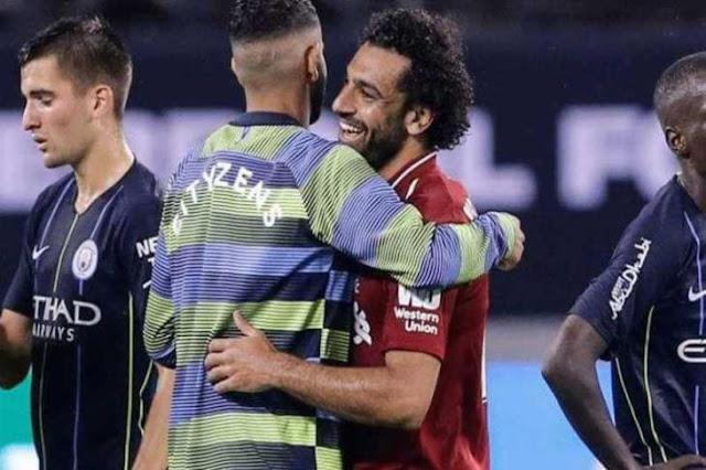 Cafu: Salah is better than Riyad Mahrez