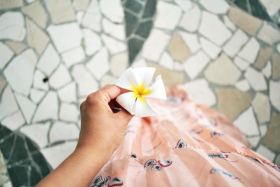 balinese flower