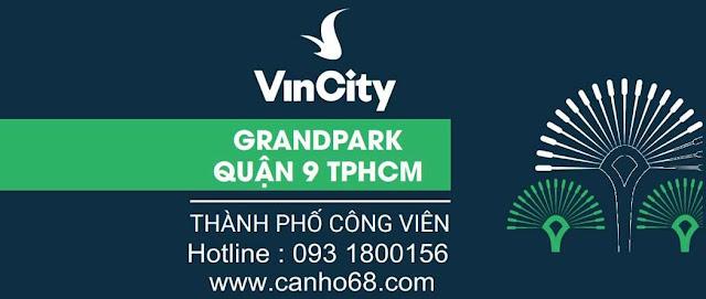 Vị trí Vincity Quận 9 - Vincity Grand Park
