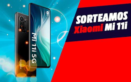 Sorteo de Xiaomi Mi 11 en Media Markt