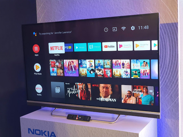 Nokia To Start Your First Smart TV