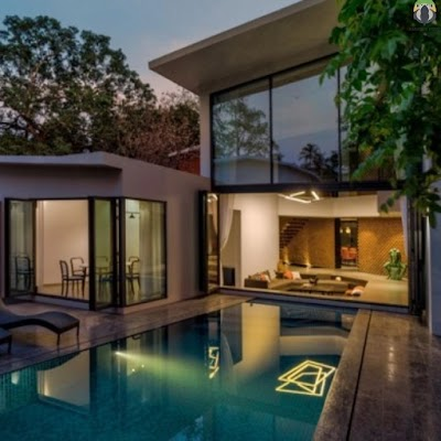 See a beautiful and inspiring house in India