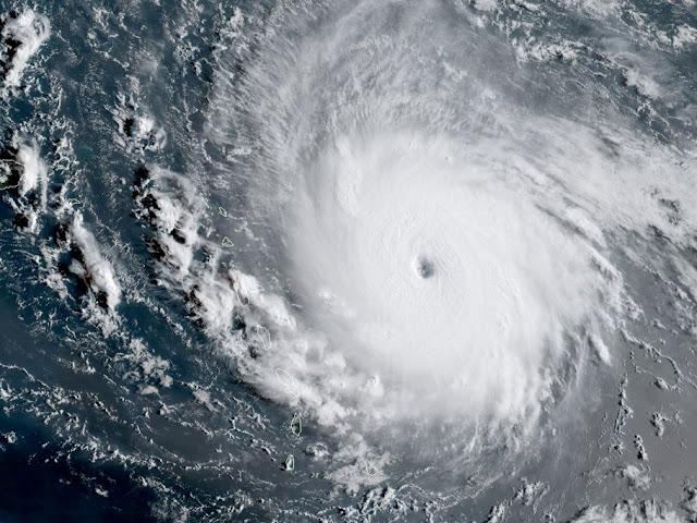 Ураган Ірма.