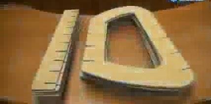 Cara Bikin Meja laptop dari Kardus Bekas