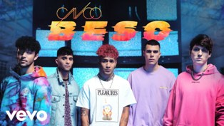 Beso Lyrics - CNCO