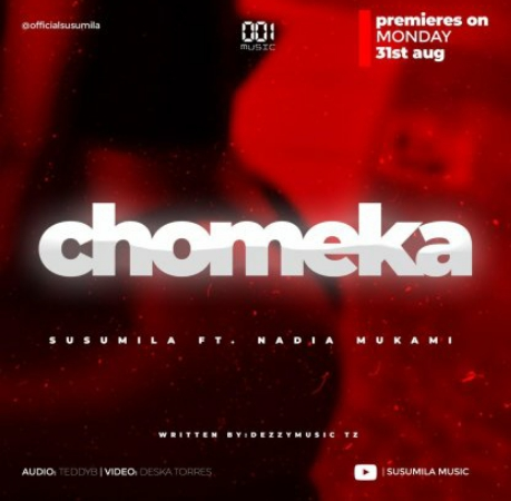 AUDIO | Susumila Ft Nadia Mukami _-_ Chomeka {Mp3} Download