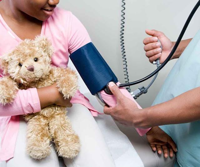 Inilah Beberapa Penyebab Penyakit yang Umum pada Anak