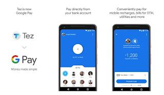 Google Pay for Blackberry