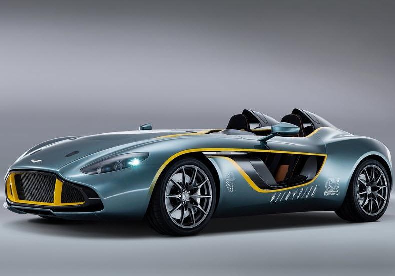 aston martin cc100 speedster concept 2013 car barn sport. Black Bedroom Furniture Sets. Home Design Ideas